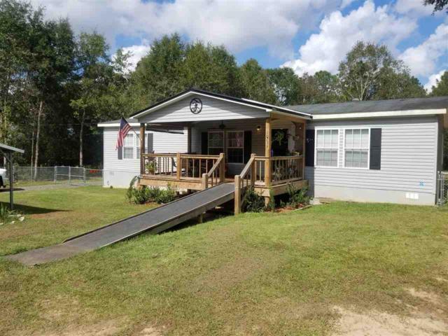 10736 Christopher Road, Semmes, AL 36575 (MLS #261389) :: Coldwell Banker Seaside Realty