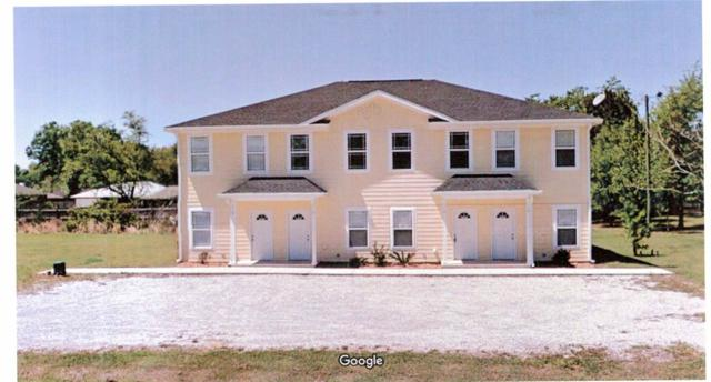 110 S Elm Street 1-4, Foley, AL 36535 (MLS #261483) :: Jason Will Real Estate