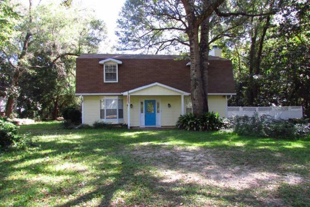 12142 Twin Oaks Drive, Magnolia Springs, AL 36555 (MLS #261509) :: Karen Rose Real Estate