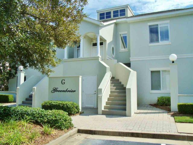 200 Peninsula Blvd G102, Gulf Shores, AL 36542 (MLS #261521) :: Coldwell Banker Seaside Realty