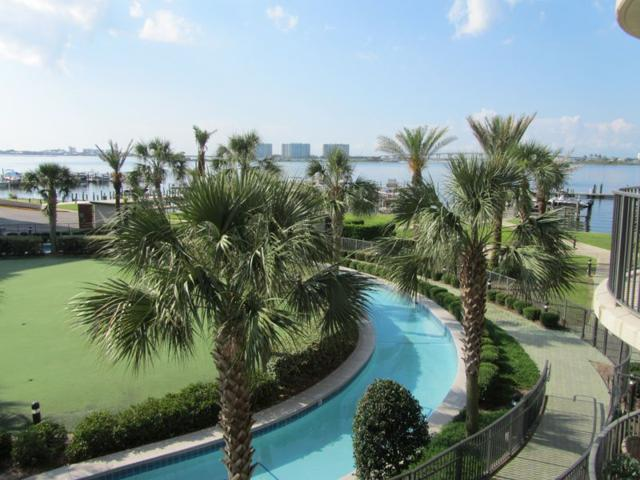27580 Canal Road #1206, Orange Beach, AL 36561 (MLS #261535) :: The Premiere Team