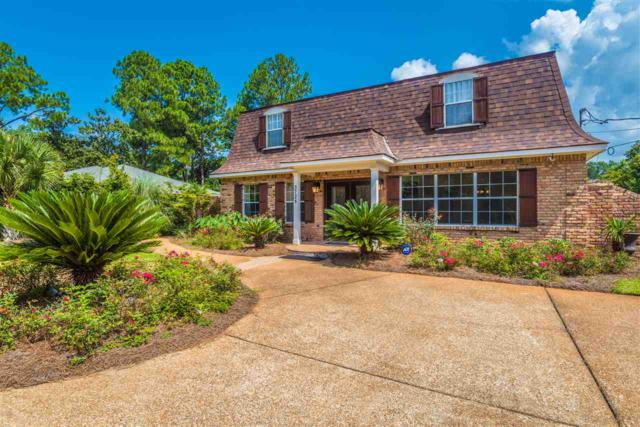 3728 S Claridge Road, Mobile, AL 36608 (MLS #261740) :: Gulf Coast Experts Real Estate Team