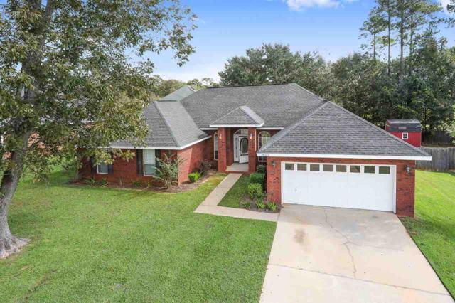 25232 Lakeland Drive, Loxley, AL 36551 (MLS #262373) :: Elite Real Estate Solutions