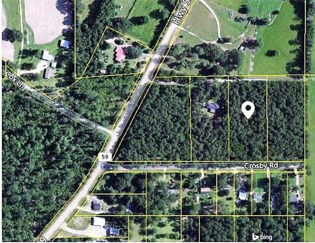 0 Crosby Rd, Stockton, AL 36507 (MLS #262383) :: Gulf Coast Experts Real Estate Team