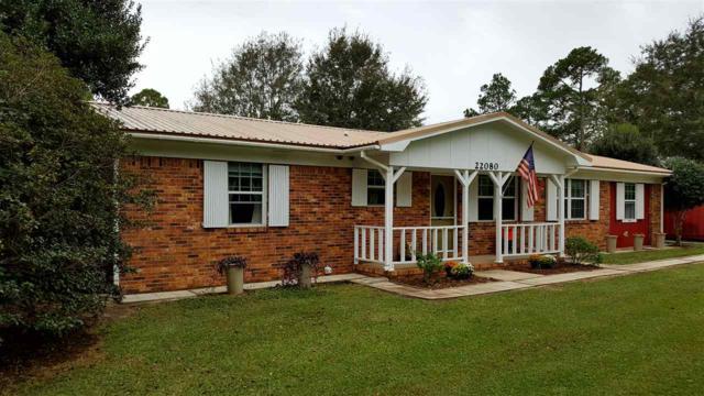 22080 Price Grubbs Rd, Robertsdale, AL 36567 (MLS #262491) :: Gulf Coast Experts Real Estate Team