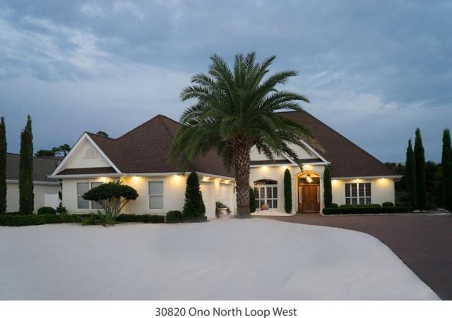 30820 Ono North Loop West, Orange Beach, AL 36561 (MLS #262645) :: The Premiere Team