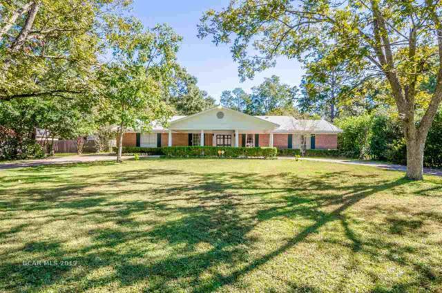 305 Dogwood Dr, Mobile, AL 36609 (MLS #262704) :: Elite Real Estate Solutions