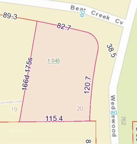 0 Bear Creek Cove, Gulf Shores, AL 36561 (MLS #262766) :: Bellator Real Estate & Development