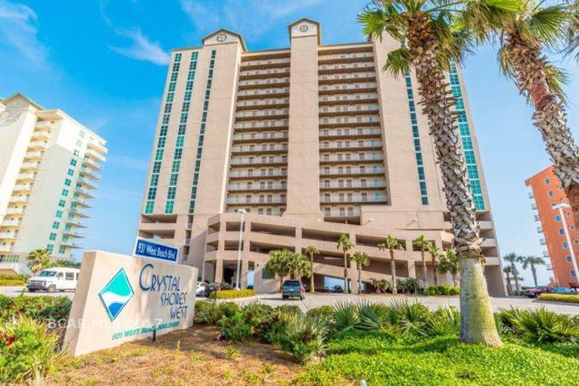 931 W Beach Blvd #1104, Gulf Shores, AL 36542 (MLS #262802) :: Bellator Real Estate & Development