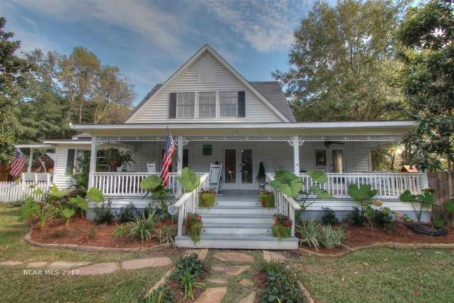 52 N Ingleside Street, Fairhope, AL 36532 (MLS #262881) :: Gulf Coast Experts Real Estate Team