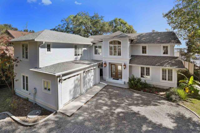 5500 E Oak Ridge Drive, Orange Beach, AL 36561 (MLS #262916) :: Ashurst & Niemeyer Real Estate