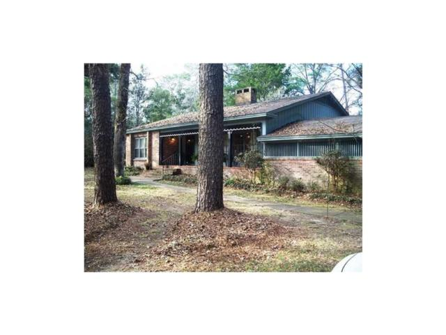3916 Woodmont Dr, Mobile, AL 36693 (MLS #263018) :: Karen Rose Real Estate