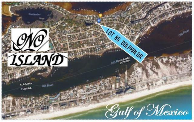 Lot 85 Dolphin Drive, Orange Beach, AL 36561 (MLS #263032) :: The Premiere Team
