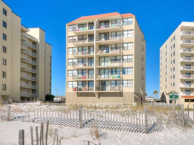 511 E Beach Blvd #206, Gulf Shores, AL 36542 (MLS #263036) :: Coldwell Banker Seaside Realty