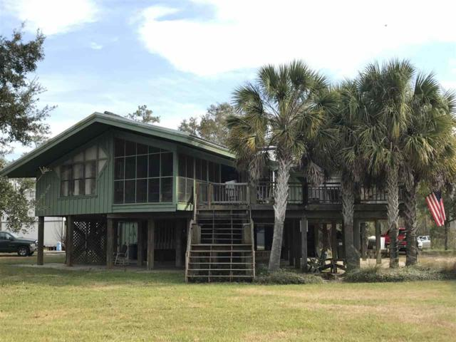 14383 Riverside Drive, Magnolia Springs, AL 36555 (MLS #263165) :: Ashurst & Niemeyer Real Estate