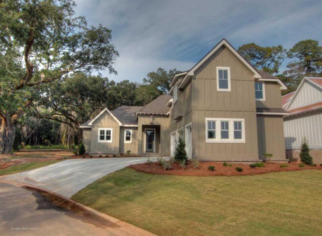 463 Colony Drive, Fairhope, AL 36532 (MLS #263245) :: Ashurst & Niemeyer Real Estate