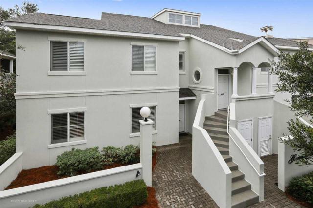 200 Peninsula Blvd G101, Gulf Shores, AL 36542 (MLS #263273) :: Ashurst & Niemeyer Real Estate