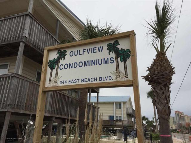 344 E Beach Blvd #14, Gulf Shores, AL 36542 (MLS #263305) :: Ashurst & Niemeyer Real Estate