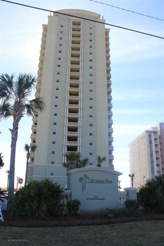527 E Beach Blvd #1403, Gulf Shores, AL 36542 (MLS #263389) :: The Premiere Team