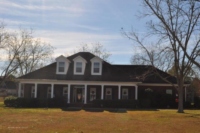 12814 Dominion Drive, Fairhope, AL 36532 (MLS #263405) :: Coldwell Banker Seaside Realty