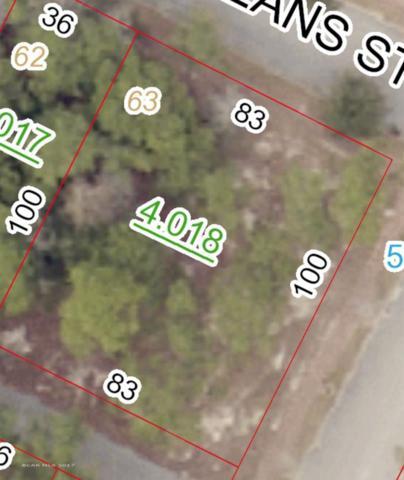 0000 Orleans St, Gulf Shores, AL 36542 (MLS #263457) :: Jason Will Real Estate