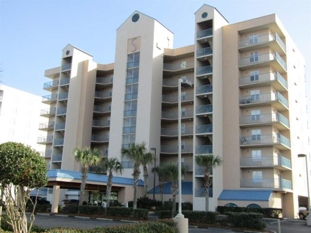 965 W Beach Blvd #2402, Gulf Shores, AL 36542 (MLS #263555) :: The Premiere Team