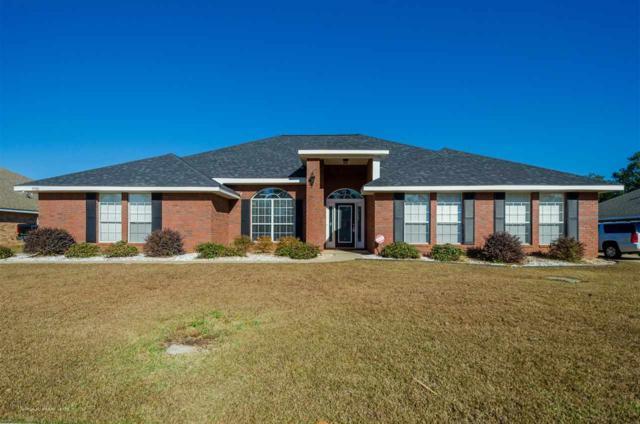 9580 Estate Dr, Mobile, AL 36695 (MLS #263821) :: Elite Real Estate Solutions