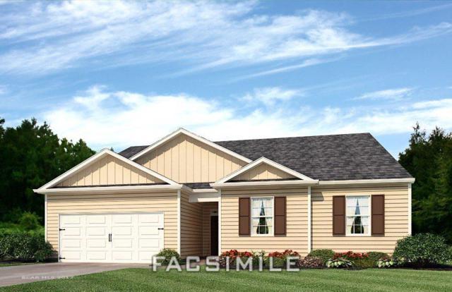 24036 Harvester Dr, Loxley, AL 36551 (MLS #263938) :: Elite Real Estate Solutions