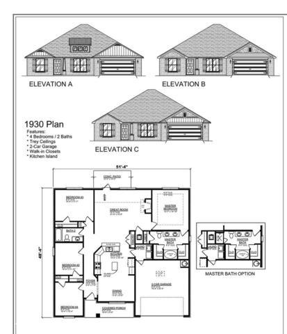 22176 Garland Loop, Silverhill, AL 36576 (MLS #264072) :: Elite Real Estate Solutions