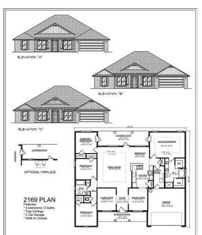22192 Garland Loop, Silverhill, AL 36576 (MLS #264073) :: Elite Real Estate Solutions