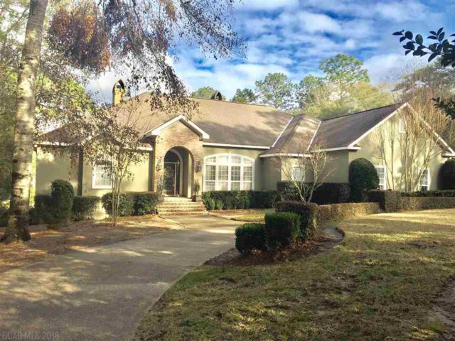 12475 Lakefront Court, Mobile, AL 36695 (MLS #264109) :: Elite Real Estate Solutions