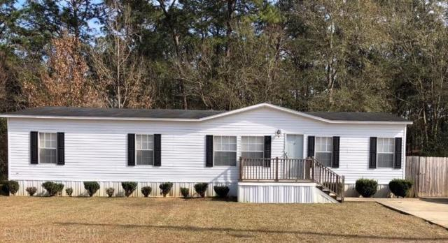 24826 Turning Leaf Drive, Loxley, AL 36551 (MLS #264111) :: Elite Real Estate Solutions