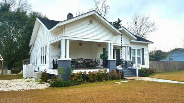 310 E 1st Street, Bay Minette, AL 36507 (MLS #264153) :: Elite Real Estate Solutions