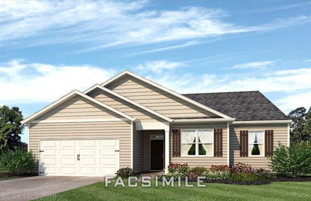 24022 Harvester Dr, Loxley, AL 36551 (MLS #264184) :: Elite Real Estate Solutions