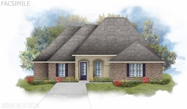 423 Breckin Drive, Fairhope, AL 36532 (MLS #264265) :: Elite Real Estate Solutions