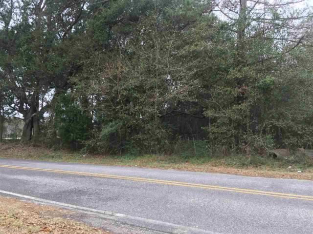 0 Hill Road, Silverhill, AL 36576 (MLS #264280) :: Elite Real Estate Solutions