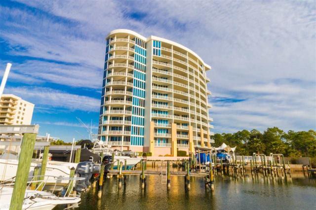 28250 Canal Road #207, Orange Beach, AL 36561 (MLS #264341) :: Coldwell Banker Seaside Realty