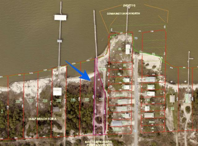 1729 State Highway 180, Gulf Shores, AL 36542 (MLS #264367) :: Gulf Coast Experts Real Estate Team