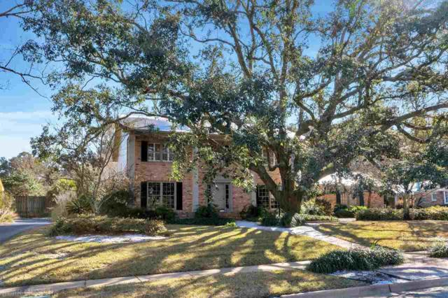 5517 N Regency Oaks Drive, Mobile, AL 36609 (MLS #264482) :: Gulf Coast Experts Real Estate Team
