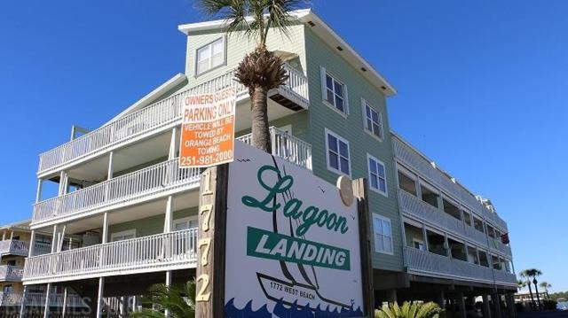 1772 W Beach Blvd #108, Gulf Shores, AL 36542 (MLS #264573) :: Karen Rose Real Estate