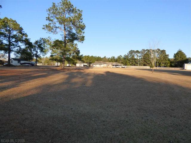 0 Community Lane, Summerdale, AL 36580 (MLS #264670) :: Gulf Coast Experts Real Estate Team