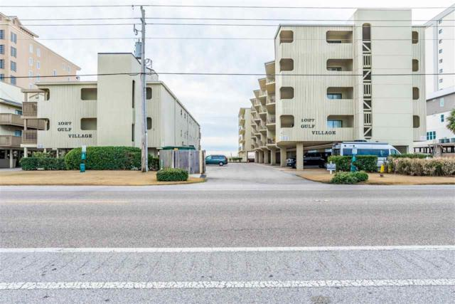 1027 W Beach Blvd #411, Gulf Shores, AL 36542 (MLS #264733) :: Bellator Real Estate & Development