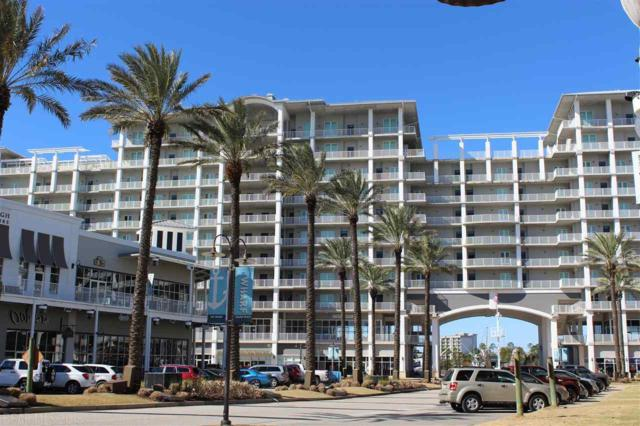 4851 Wharf Pkwy #721, Orange Beach, AL 36561 (MLS #264793) :: The Premiere Team