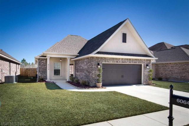 6064 Waterford Dr, Foley, AL 36535 (MLS #264929) :: Gulf Coast Experts Real Estate Team