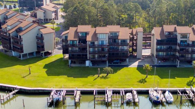 1224 E Portside Ln 1224 E, Gulf Shores, AL 36542 (MLS #264985) :: Karen Rose Real Estate