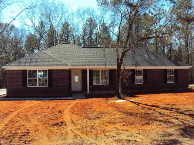 110 Lucy Drive, Bay Minette, AL 36507 (MLS #265138) :: Gulf Coast Experts Real Estate Team