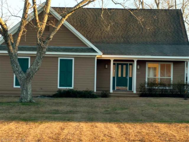8831 Gale Rowe Lane, Fairhope, AL 36532 (MLS #265162) :: Elite Real Estate Solutions
