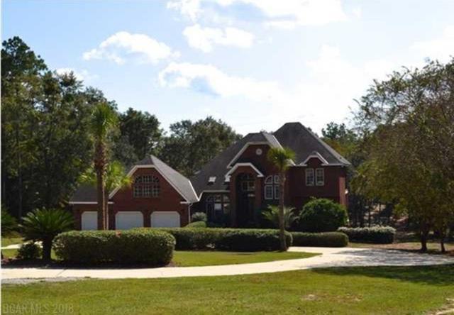 1901 Radcliff Road, Saraland, AL 36571 (MLS #265184) :: Jason Will Real Estate