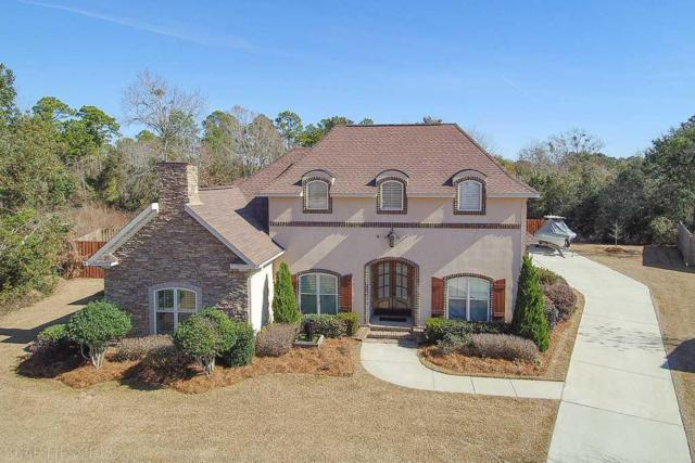 9130 Old Roman Circle, Mobile, AL 36695 (MLS #265207) :: Gulf Coast Experts Real Estate Team