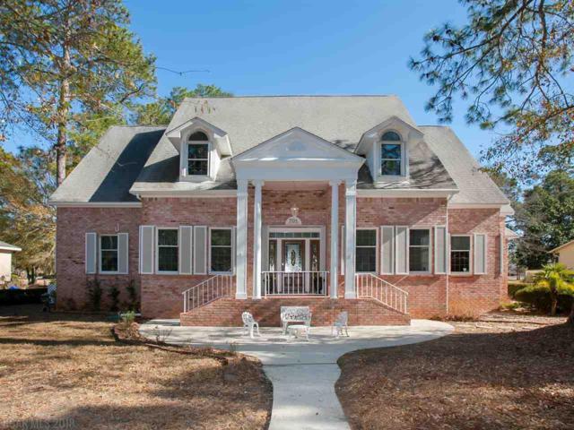 701 Wedgewood Drive, Gulf Shores, AL 36542 (MLS #265315) :: Bellator Real Estate & Development